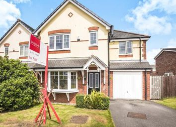 Thumbnail 4 bedroom detached house for sale in Alpine Close, Lostock Hall, Preston, Lancashire