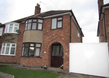 Thumbnail 4 bed property for sale in Heath Avenue, Enderby, Leicester