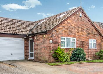 Thumbnail 3 bedroom detached house for sale in Garlondes, East Harling, Norwich