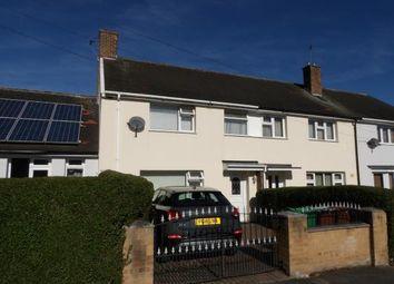 Thumbnail 3 bed terraced house for sale in Thistledown Road, Clifton, Nottingham, Nottinghamshire
