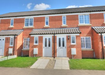 Thumbnail 2 bed terraced house for sale in Reeve Way, Wymondham