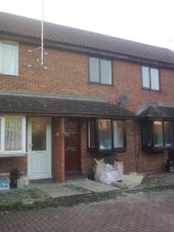 Thumbnail 1 bed terraced house to rent in Heath Close, Woburn Sands