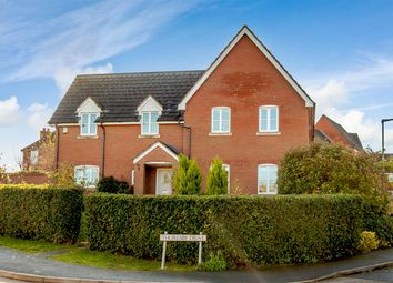 Thumbnail 4 bed detached house for sale in 1 Thoresby Drive, Bullingham Lane, Hereford