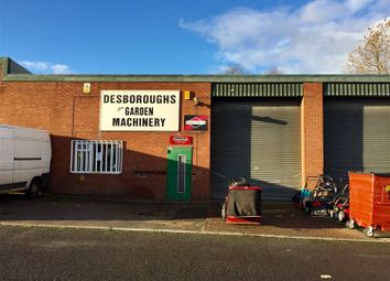 Thumbnail Light industrial to let in Robinsons Industrial Estate, Shaftesbury Street, Derby