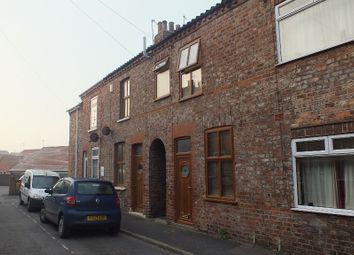 Thumbnail 2 bed terraced house to rent in Hawthorn Street, York, North Yorkshire