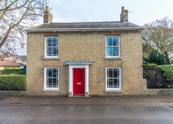 Thumbnail 3 bed detached house for sale in Dry Drayton Road, Oakington, Cambridge, Cambridgeshire