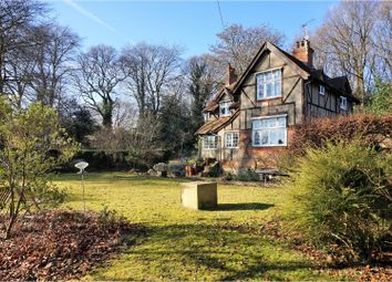 Thumbnail 5 bed detached house to rent in The Crescent, Farnham