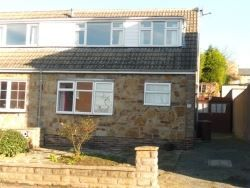 Thumbnail 3 bed semi-detached house to rent in Horbury Road, Ossett