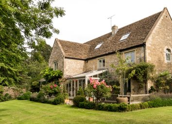 Thumbnail 6 bed detached house for sale in Moor Green, Neston, Corsham