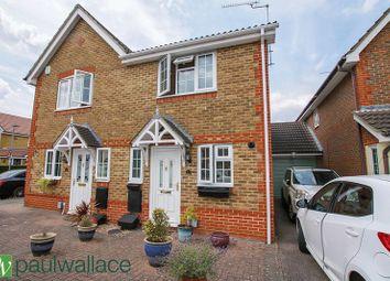 2 bed semi-detached house for sale in Dairyglen Avenue, Cheshunt, Waltham Cross EN8