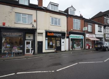 Thumbnail 1 bed flat to rent in High Street, Wolstanton, Newcastle-Under-Lyme
