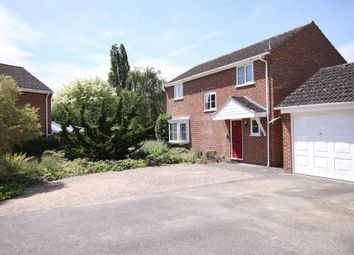 Thumbnail 4 bed detached house to rent in Fromont Drive, Thatcham