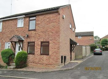 Thumbnail 3 bed semi-detached house to rent in St Lukes Court, Bridport