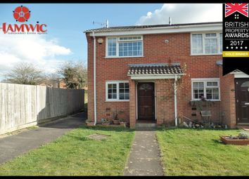 Thumbnail 2 bed end terrace house for sale in Cosford Close, Eastleigh