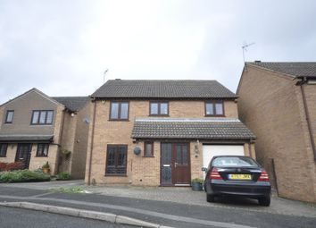 Thumbnail 4 bed detached house to rent in Hill Rise Close, Littleover, Derby
