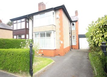 Thumbnail 3 bed semi-detached house for sale in Burnside Avenue, Ribbleton, Preston