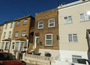 Thumbnail 2 bed maisonette to rent in Central Road, Ramsgate