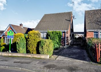 Thumbnail 3 bed bungalow for sale in Kirby Road, Newthorpe, Nottingham