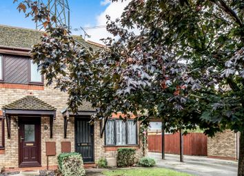 Thumbnail 2 bed end terrace house for sale in Pembroke Close, Marston Moretaine, Bedford