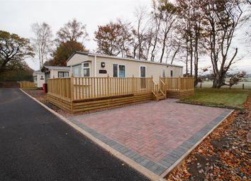 Thumbnail Mobile/park home for sale in Camelot Holiday Park, Longtown, Carlisle, Cumbria