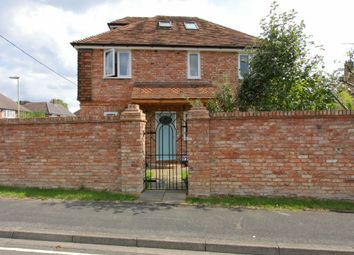 Thumbnail 4 bed detached house for sale in Croft Avenue, Andover