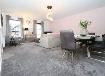Thumbnail 2 bed flat for sale in Kinderlee Mill South, Kinderlee Way, Chisworth, Glossop, Derbyshire