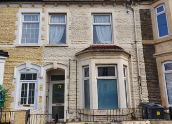 Thumbnail 2 bed flat to rent in Clare Road, Grangetown