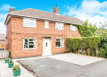 Thumbnail 3 bed semi-detached house for sale in Boythorpe Road, Chesterfield