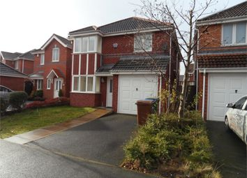 Thumbnail 4 bed detached house to rent in Goodwood Drive, Davenport, Stockport, Cheshire