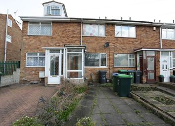 Thumbnail 2 bed terraced house to rent in Titford Road, Oldbury