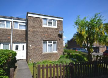 Thumbnail 3 bed end terrace house for sale in Shelley Close, Basingstoke