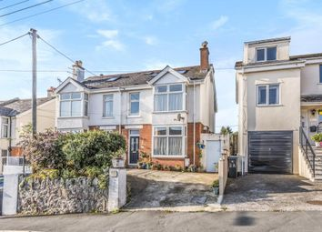 Thumbnail 5 bed semi-detached house for sale in Mill Lane, Teignmouth, Devon