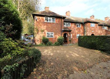 Thumbnail 3 bedroom end terrace house for sale in Alliance Cottages, Awbridge Hill, Awbridge, Romsey
