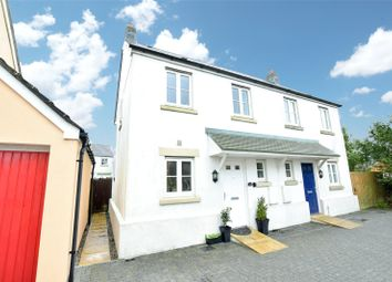 Thumbnail 2 bed semi-detached house for sale in Weeks Rise, Camelford
