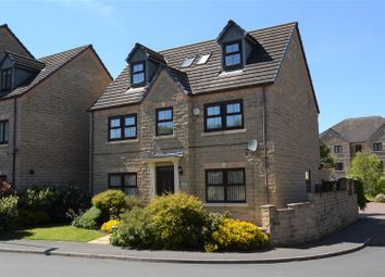 Thumbnail 5 bedroom detached house for sale in Mereside, Waterloo, Huddersfield