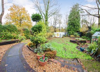 Thumbnail 4 bed detached house for sale in Bridge Road, Sarisbury Green, Southampton