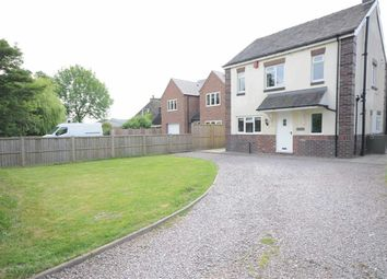 Thumbnail 3 bed detached house for sale in Longton Road, Barlaston, Stoke-On-Trent