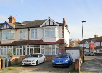 Thumbnail 3 bed end terrace house for sale in Halstead Road, London