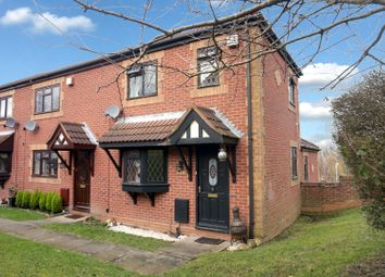 Thumbnail 1 bed end terrace house for sale in Aldridge Close, Birchmoor