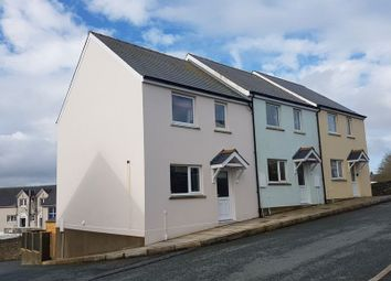 Thumbnail 3 bed terraced house to rent in Cae Gerddi, Stop And Call, Goodwick