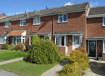 Thumbnail Terraced house for sale in Springfield Close, Shaftesbury