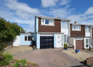 Thumbnail 4 bedroom end terrace house for sale in Eden Close, Central Area, Brixham