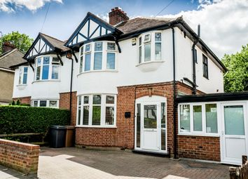 Thumbnail 3 bed semi-detached house for sale in Vicarage Road, Chelmsford