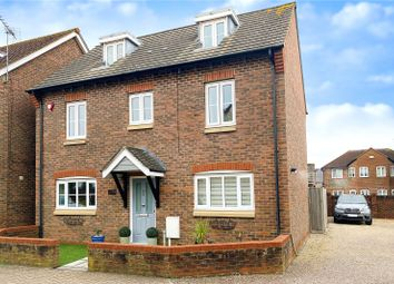 Lucksfield Way, Bramley Green, Angmering, West Sussex BN16. 5 bed detached house for sale