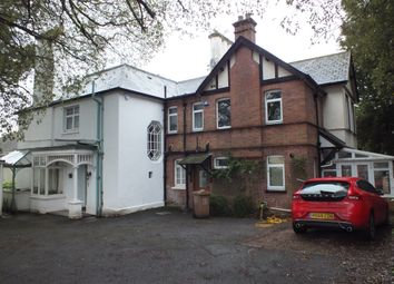 Thumbnail 2 bed flat to rent in Union Road, Lower Pennsylvania, Exeter, Devon