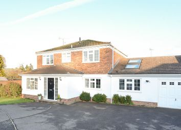 Thumbnail 4 bed detached house for sale in Badgers Walk, Shiplake, Henley-On-Thames