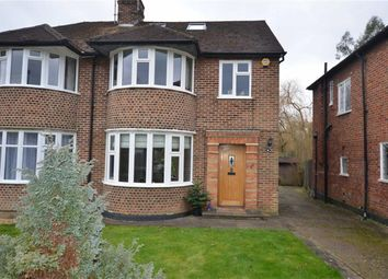 Thumbnail 4 bed property to rent in Linkside, London