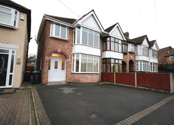 Thumbnail 3 bedroom end terrace house for sale in Sunnyside Close, Coventry