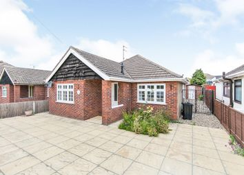 Thumbnail 3 bed detached bungalow for sale in Queens Road, Clacton-On-Sea