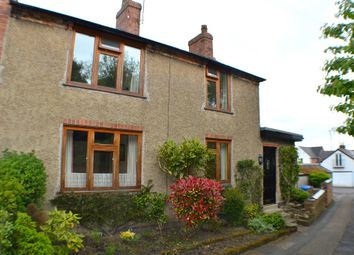 Thumbnail 2 bed cottage to rent in Church Walk, Allestree, Derby